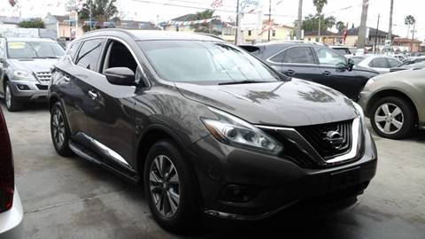 2015 Nissan Murano for sale at Express AutoPlex in Brownsville TX