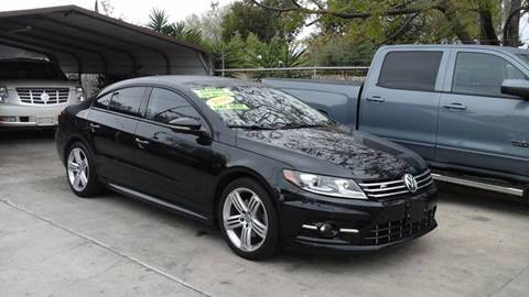 2016 Volkswagen CC for sale at Express AutoPlex in Brownsville TX