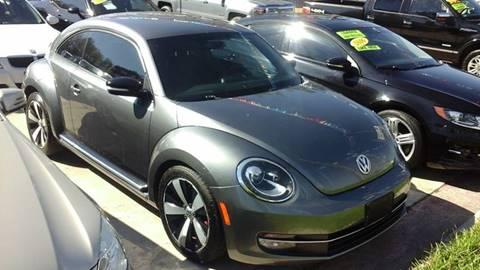 2012 Volkswagen Beetle for sale at Express AutoPlex in Brownsville TX