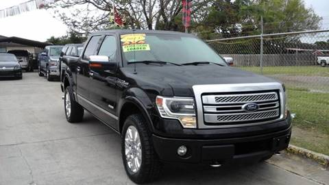 2013 Ford F-150 for sale at Express AutoPlex in Brownsville TX