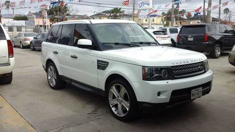 2011 Land Rover Range Rover Sport for sale at Express AutoPlex in Brownsville TX