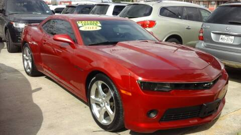 2014 Chevrolet Camaro for sale at Express AutoPlex in Brownsville TX