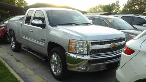 2012 Chevrolet Silverado 1500 for sale at Express AutoPlex in Brownsville TX