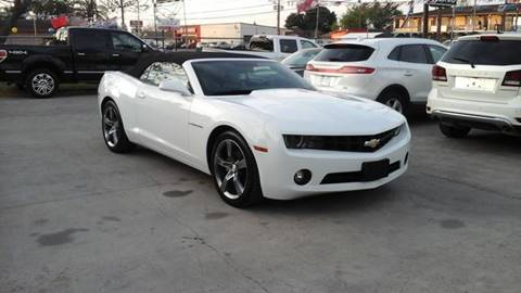 2012 Chevrolet Camaro for sale at Express AutoPlex in Brownsville TX