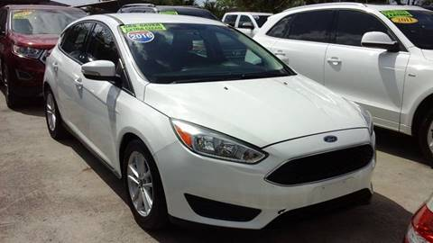 2016 Ford Focus for sale at Express AutoPlex in Brownsville TX