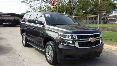 2016 Chevrolet Tahoe for sale at Express AutoPlex in Brownsville TX