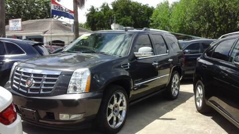 2010 Cadillac Escalade for sale at Express AutoPlex in Brownsville TX