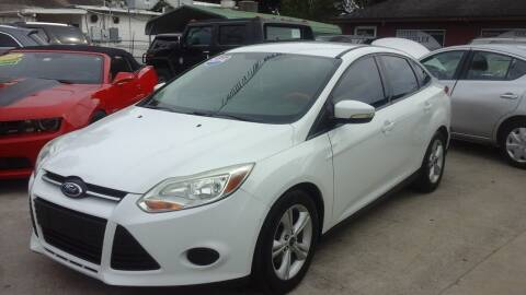 2014 Ford Focus for sale at Express AutoPlex in Brownsville TX