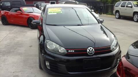 2012 Volkswagen GTI for sale at Express AutoPlex in Brownsville TX
