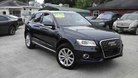 2014 Audi Q5 for sale at Express AutoPlex in Brownsville TX