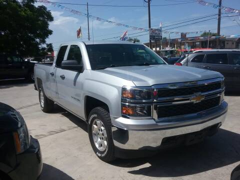 2015 Chevrolet Silverado 1500 for sale at Express AutoPlex in Brownsville TX