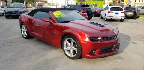 2014 Chevrolet Camaro for sale at Express AutoPlex in Brownsville TX