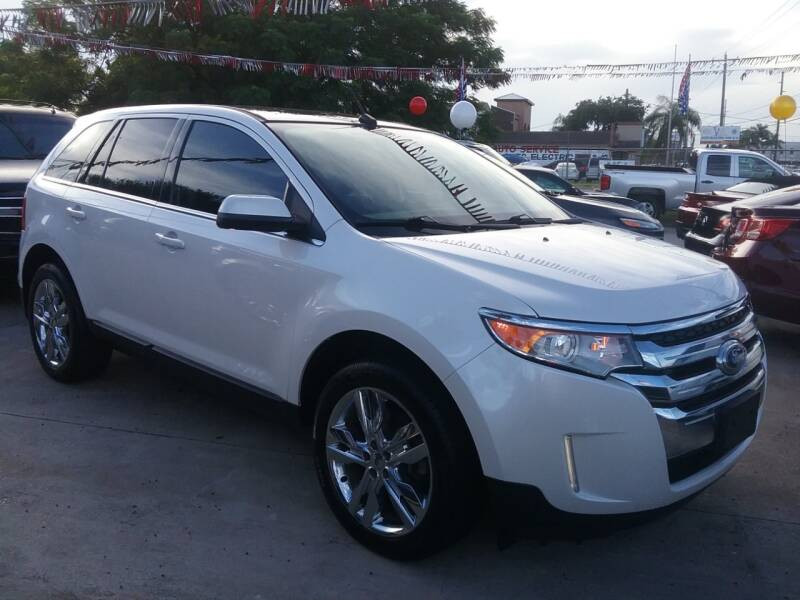 2014 Ford Edge for sale at Express AutoPlex in Brownsville TX