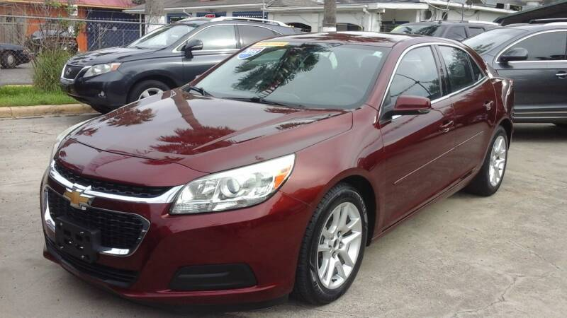2015 Chevrolet Malibu for sale at Express AutoPlex in Brownsville TX