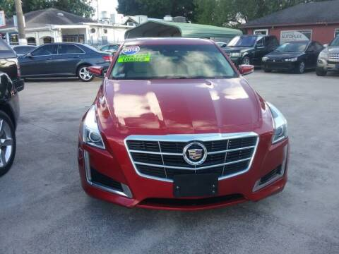 2014 Cadillac CTS for sale at Express AutoPlex in Brownsville TX