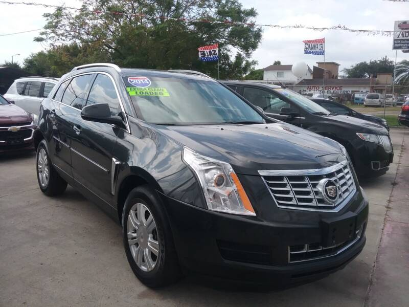 2014 Cadillac SRX for sale at Express AutoPlex in Brownsville TX