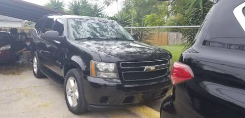 2009 Chevrolet Tahoe for sale at Express AutoPlex in Brownsville TX