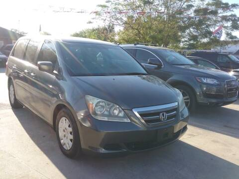 2007 Honda Odyssey for sale at Express AutoPlex in Brownsville TX