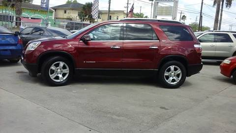 2007 GMC Acadia for sale at Express AutoPlex in Brownsville TX