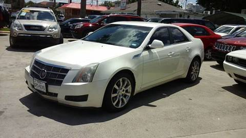 2009 Cadillac CTS for sale at Express AutoPlex in Brownsville TX