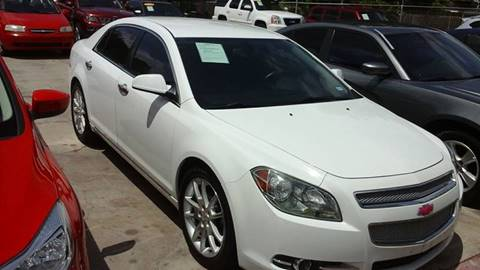 2011 Chevrolet Malibu for sale at Express AutoPlex in Brownsville TX