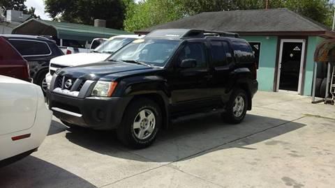 2008 Nissan Xterra for sale at Express AutoPlex in Brownsville TX