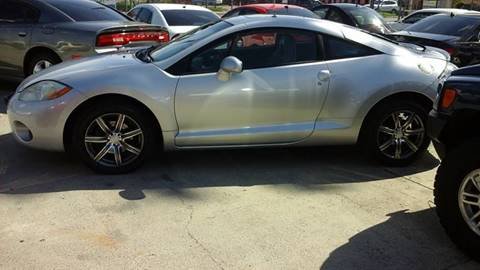 2007 Mitsubishi Eclipse for sale at Express AutoPlex in Brownsville TX