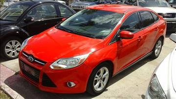 2012 Ford Focus for sale at Express AutoPlex in Brownsville TX