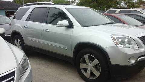 2009 GMC Acadia for sale at Express AutoPlex in Brownsville TX