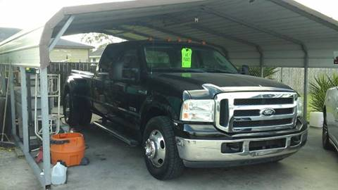 2007 Ford F-350 Super Duty for sale in Brownsville, TX