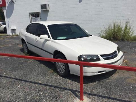2003 Chevrolet Impala for sale in Tulsa, OK