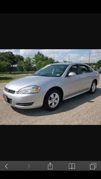 2011 Chevrolet Impala for sale in Tulsa, OK
