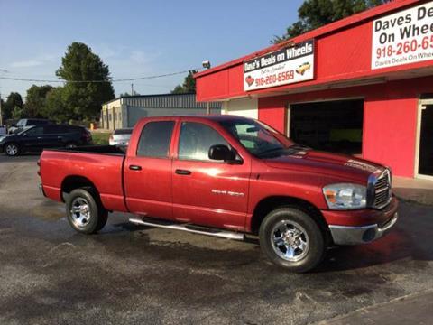 Dodge Ram For Sale In Tulsa Ok
