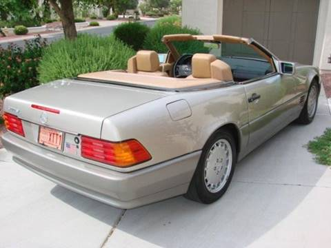 1990 Mercedes-Benz 500-Class for sale in Albany, NY