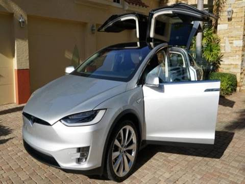 2016 Tesla Model X for sale in Albany, NY