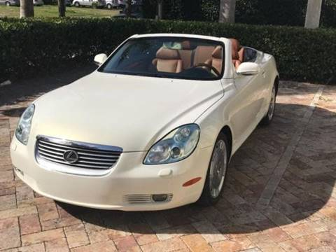 2003 Lexus SC 430 for sale in Albany, NY