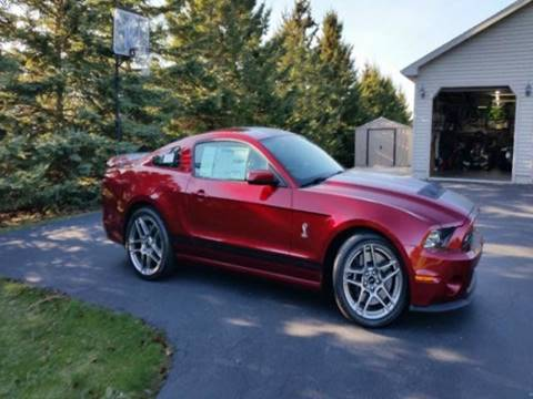 2014 Ford Shelby GT500 for sale in Albany, NY