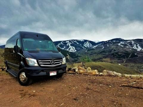 2016 Mercedes-Benz Sprinter Cargo for sale in Albany, NY