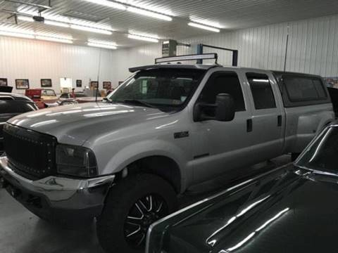 2002 Ford F-350 Super Duty for sale in Albany, NY