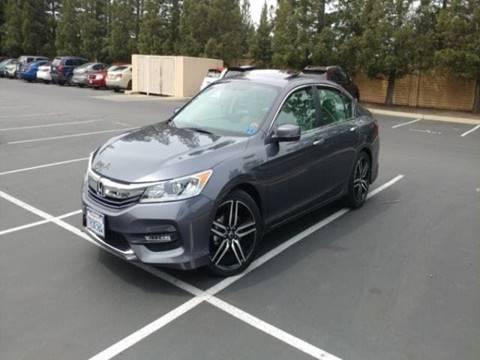 2016 Honda Accord for sale in Albany, NY