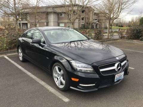 2012 Mercedes-Benz CLS for sale in Albany, NY
