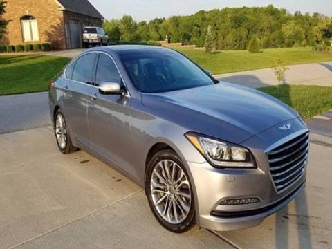 2015 Hyundai Genesis for sale in Albany, NY