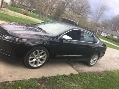 2016 Chevrolet Impala for sale in Albany, NY