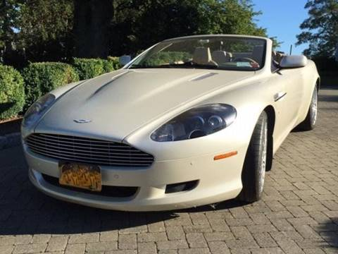 2007 Aston Martin DB9 for sale in Albany, NY