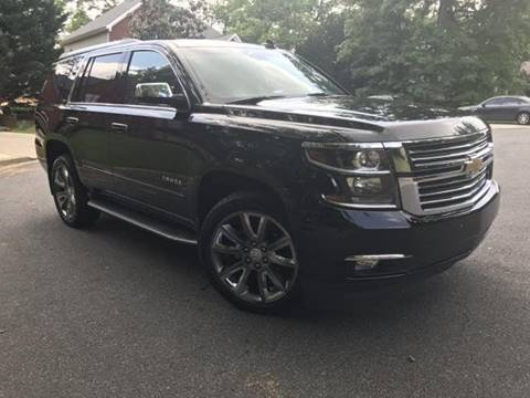 2016 Chevrolet Tahoe for sale in Albany, NY