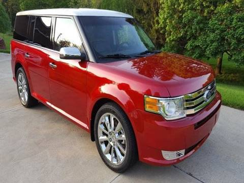 2011 Ford Flex for sale in Albany, NY