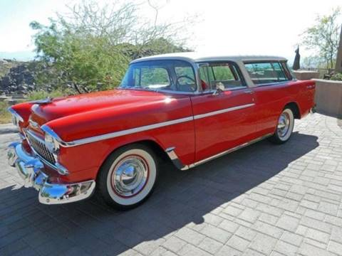 1955 Chevrolet Nomad for sale in Albany, NY