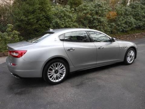 2014 Maserati Quattroporte for sale in Albany, NY