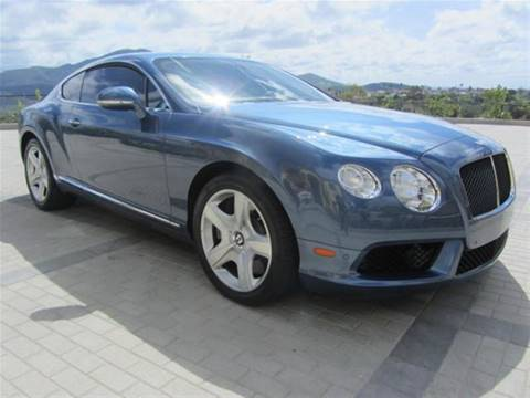 2013 Bentley Continental GT V8 for sale in Albany, NY