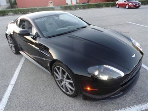 2015 Aston Martin V8 Vantage for sale in Albany, NY